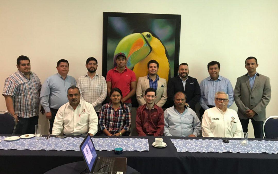 Lanzamiento de la Comunidad de Práctica de Nayarit-Cafe Lean