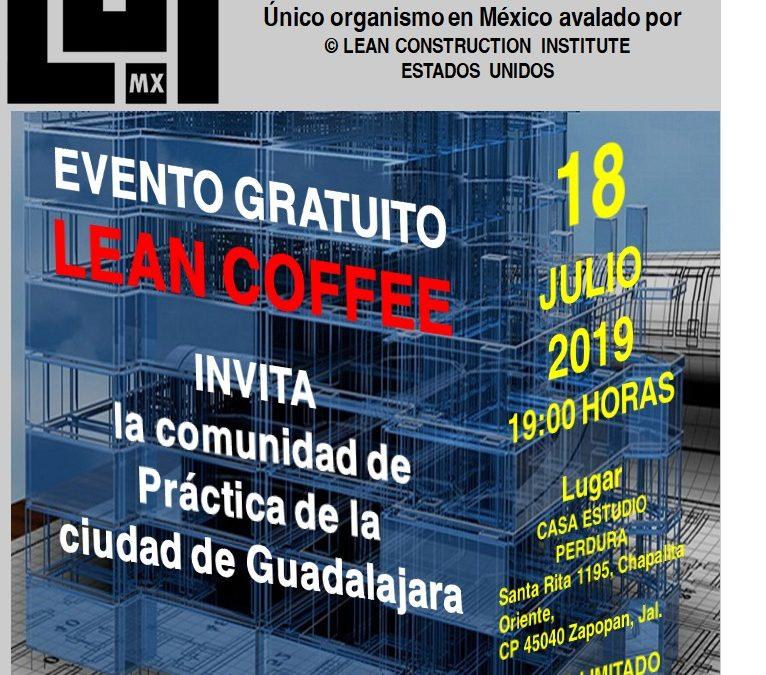 Lean Coffe CoP Guadalajara
