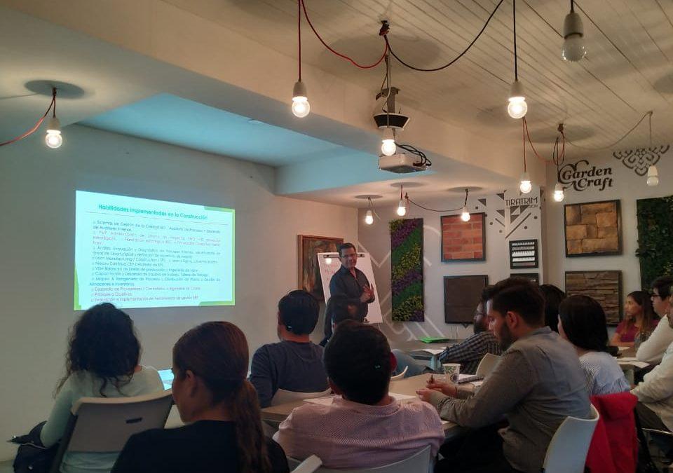 Coffe Lean por la Comunidad de Práctica de Guadalajara