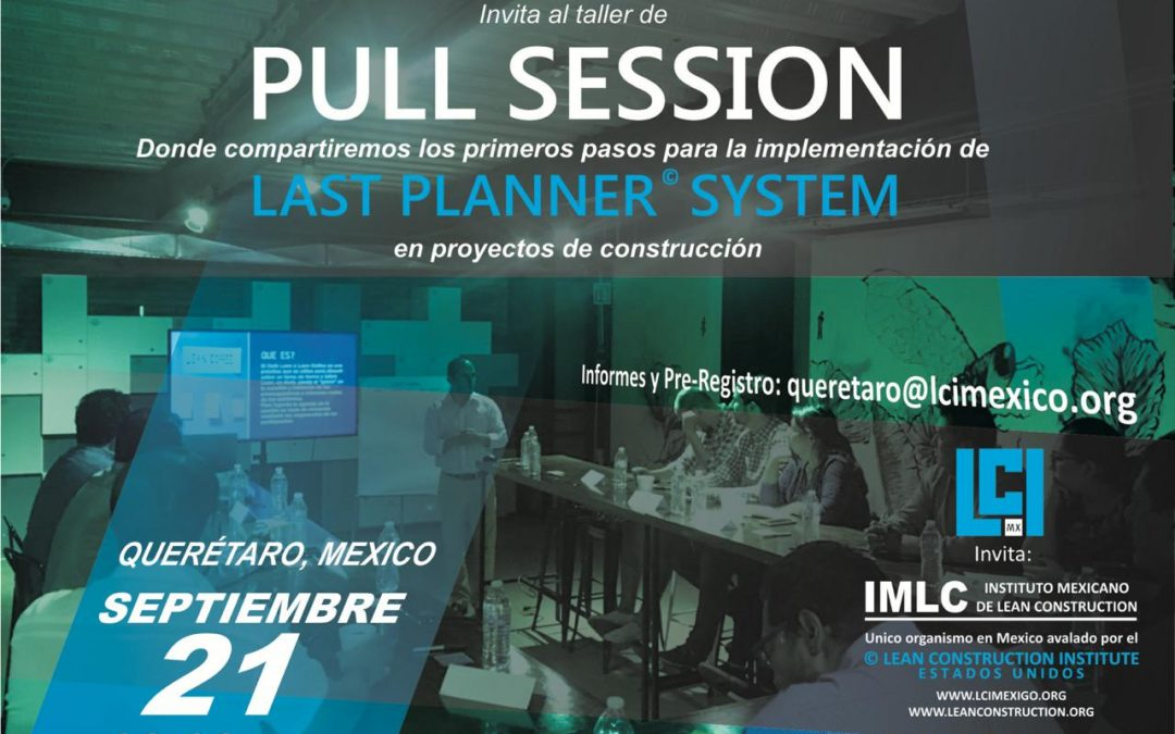 Taller «Pull Session»